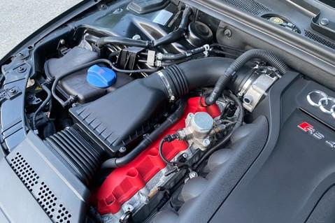 Audi RS4 RS4 AVANT FSI QUATTRO- SPORTS PACKAGE- ADAPTIVE CRUISE- B&O- CRYSTAL PAINT 80