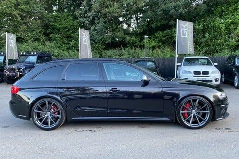 Audi RS4 RS4 AVANT FSI QUATTRO- SPORTS PACKAGE- ADAPTIVE CRUISE- B&O- CRYSTAL PAINT 4