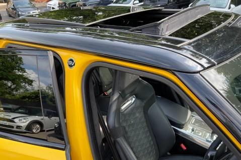 Land Rover Range Rover Sport SVR -RARE PREMIUM PALLETE MATT YELLOW-HEAD UP-ELECTRIC STEPS- SLIDING ROOF 17