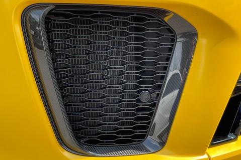Land Rover Range Rover Sport SVR -RARE PREMIUM PALLETE MATT YELLOW-HEAD UP-ELECTRIC STEPS- SLIDING ROOF 18
