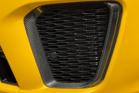 Land Rover Range Rover Sport SVR -RARE PREMIUM PALLETE MATT YELLOW-HEAD UP-ELECTRIC STEPS- SLIDING ROOF 24