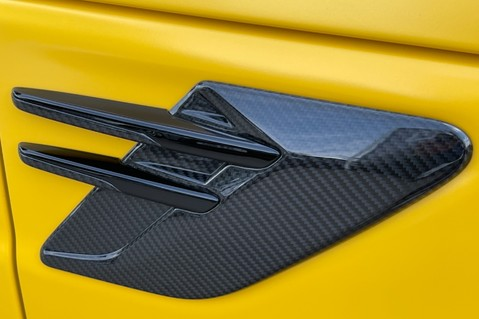 Land Rover Range Rover Sport SVR -RARE PREMIUM PALLETE MATT YELLOW-HEAD UP-ELECTRIC STEPS- SLIDING ROOF 29