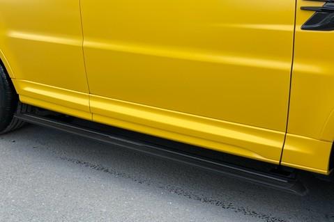 Land Rover Range Rover Sport SVR -RARE PREMIUM PALLETE MATT YELLOW-HEAD UP-ELECTRIC STEPS- SLIDING ROOF 37