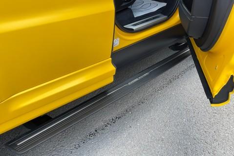 Land Rover Range Rover Sport SVR -RARE PREMIUM PALLETE MATT YELLOW-HEAD UP-ELECTRIC STEPS- SLIDING ROOF 38