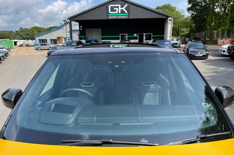 Land Rover Range Rover Sport SVR -RARE PREMIUM PALLETE MATT YELLOW-HEAD UP-ELECTRIC STEPS- SLIDING ROOF 40