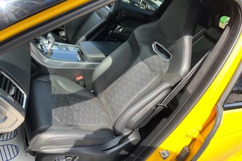 Land Rover Range Rover Sport SVR -RARE PREMIUM PALLETE MATT YELLOW-HEAD UP-ELECTRIC STEPS- SLIDING ROOF 5