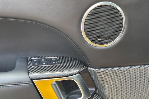 Land Rover Range Rover Sport SVR -RARE PREMIUM PALLETE MATT YELLOW-HEAD UP-ELECTRIC STEPS- SLIDING ROOF 59