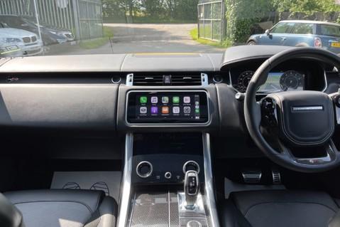 Land Rover Range Rover Sport SVR -RARE PREMIUM PALLETE MATT YELLOW-HEAD UP-ELECTRIC STEPS- SLIDING ROOF 60