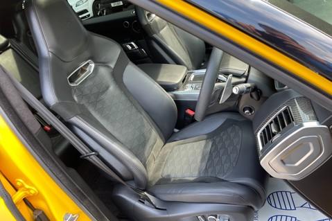 Land Rover Range Rover Sport SVR -RARE PREMIUM PALLETE MATT YELLOW-HEAD UP-ELECTRIC STEPS- SLIDING ROOF 70