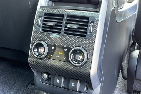 Land Rover Range Rover Sport SVR -RARE PREMIUM PALLETE MATT YELLOW-HEAD UP-ELECTRIC STEPS- SLIDING ROOF 71