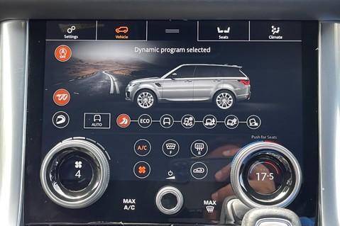 Land Rover Range Rover Sport SVR -RARE PREMIUM PALLETE MATT YELLOW-HEAD UP-ELECTRIC STEPS- SLIDING ROOF 91