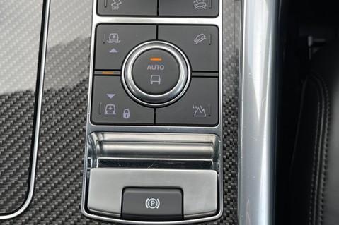 Land Rover Range Rover Sport SVR -RARE PREMIUM PALLETE MATT YELLOW-HEAD UP-ELECTRIC STEPS- SLIDING ROOF 99