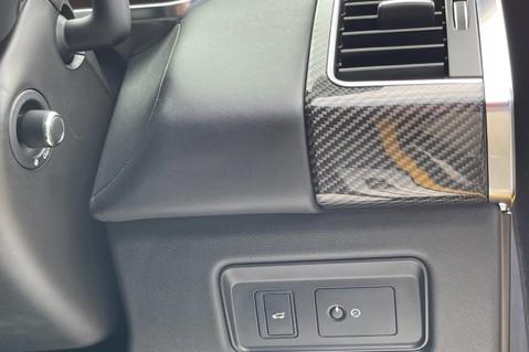 Land Rover Range Rover Sport SVR -RARE PREMIUM PALLETE MATT YELLOW-HEAD UP-ELECTRIC STEPS- SLIDING ROOF 103