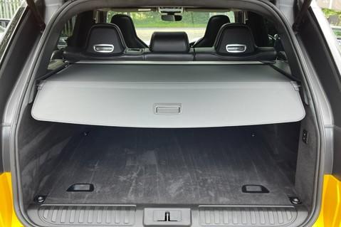 Land Rover Range Rover Sport SVR -RARE PREMIUM PALLETE MATT YELLOW-HEAD UP-ELECTRIC STEPS- SLIDING ROOF 108