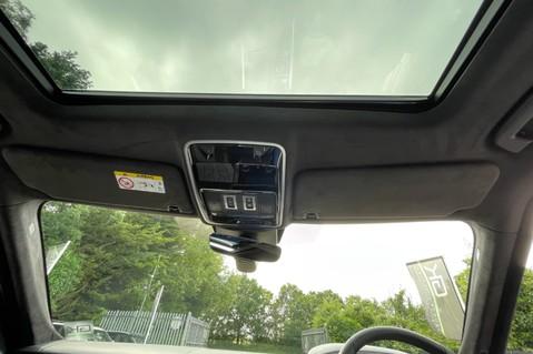 Land Rover Range Rover Sport SVR -RARE PREMIUM PALLETE MATT YELLOW-HEAD UP-ELECTRIC STEPS- SLIDING ROOF 110