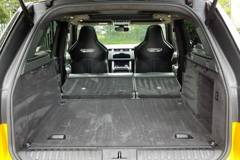 Land Rover Range Rover Sport SVR -RARE PREMIUM PALLETE MATT YELLOW-HEAD UP-ELECTRIC STEPS- SLIDING ROOF 112
