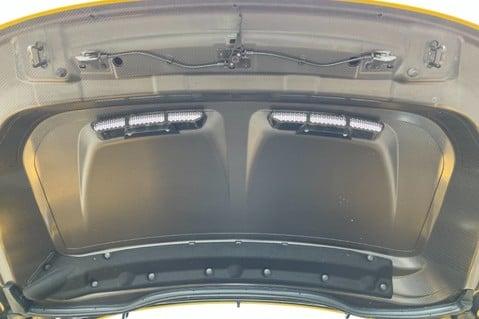 Land Rover Range Rover Sport SVR -RARE PREMIUM PALLETE MATT YELLOW-HEAD UP-ELECTRIC STEPS- SLIDING ROOF 119
