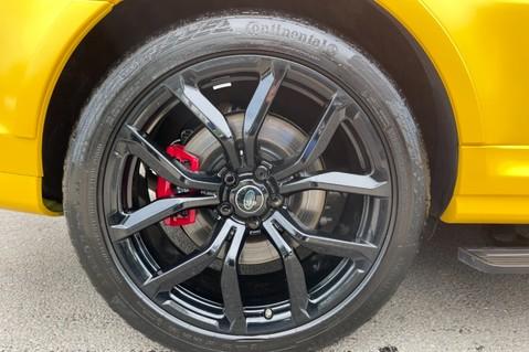 Land Rover Range Rover Sport SVR -RARE PREMIUM PALLETE MATT YELLOW-HEAD UP-ELECTRIC STEPS- SLIDING ROOF 124