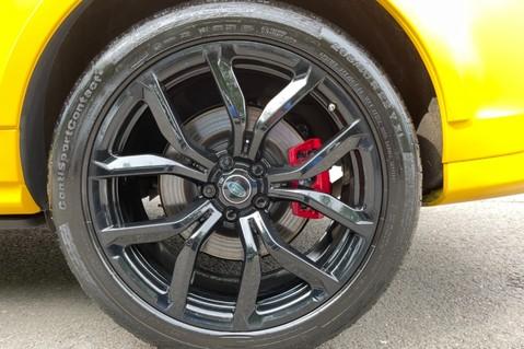 Land Rover Range Rover Sport SVR -RARE PREMIUM PALLETE MATT YELLOW-HEAD UP-ELECTRIC STEPS- SLIDING ROOF 125