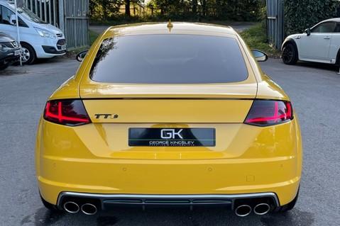 Audi TT TTS TFSI QUATTRO - VEGAS YELLOW- 20 INCH ALLOYS- CRUISE- HIGHBEAM ASSIST 5