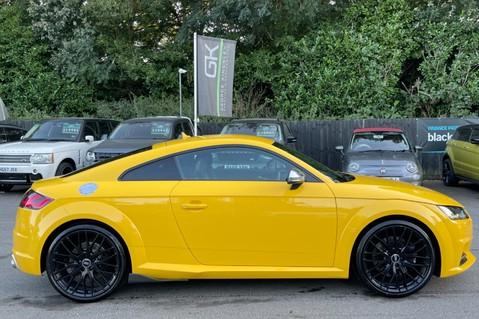 Audi TT TTS TFSI QUATTRO - VEGAS YELLOW- 20 INCH ALLOYS- CRUISE- HIGHBEAM ASSIST 6