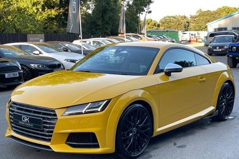 Audi TT TTS TFSI QUATTRO - VEGAS YELLOW- 20 INCH ALLOYS- CRUISE- HIGHBEAM ASSIST 8