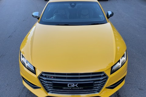 Audi TT TTS TFSI QUATTRO - VEGAS YELLOW- 20 INCH ALLOYS- CRUISE- HIGHBEAM ASSIST 14