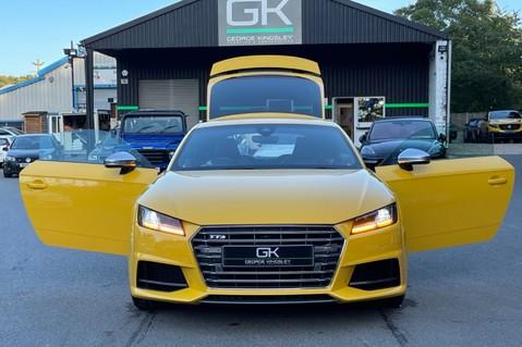 Audi TT TTS TFSI QUATTRO - VEGAS YELLOW- 20 INCH ALLOYS- CRUISE- HIGHBEAM ASSIST 15