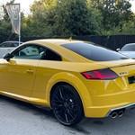 Audi TT Service History