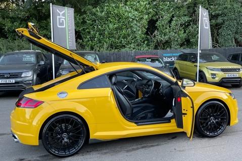 Audi TT TTS TFSI QUATTRO - VEGAS YELLOW- 20 INCH ALLOYS- CRUISE- HIGHBEAM ASSIST 16