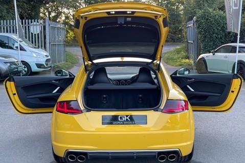 Audi TT TTS TFSI QUATTRO - VEGAS YELLOW- 20 INCH ALLOYS- CRUISE- HIGHBEAM ASSIST 18
