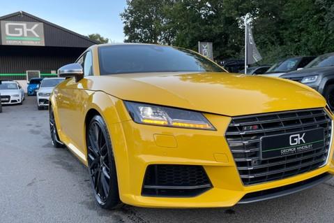 Audi TT TTS TFSI QUATTRO - VEGAS YELLOW- 20 INCH ALLOYS- CRUISE- HIGHBEAM ASSIST 28