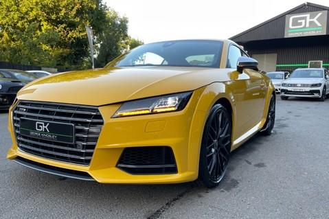 Audi TT TTS TFSI QUATTRO - VEGAS YELLOW- 20 INCH ALLOYS- CRUISE- HIGHBEAM ASSIST 29
