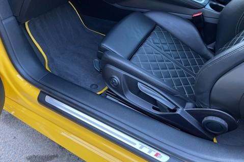 Audi TT TTS TFSI QUATTRO - VEGAS YELLOW- 20 INCH ALLOYS- CRUISE- HIGHBEAM ASSIST 35