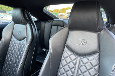Audi TT TTS TFSI QUATTRO - VEGAS YELLOW- 20 INCH ALLOYS- CRUISE- HIGHBEAM ASSIST 36