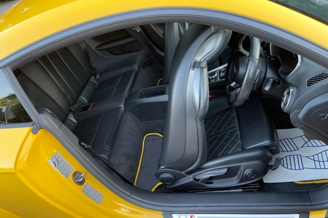 Audi TT TTS TFSI QUATTRO - VEGAS YELLOW- 20 INCH ALLOYS- CRUISE- HIGHBEAM ASSIST 42