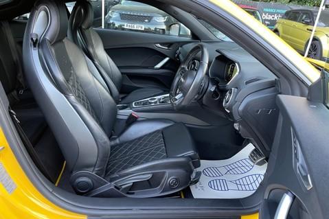 Audi TT TTS TFSI QUATTRO - VEGAS YELLOW- 20 INCH ALLOYS- CRUISE- HIGHBEAM ASSIST 11