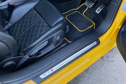 Audi TT TTS TFSI QUATTRO - VEGAS YELLOW- 20 INCH ALLOYS- CRUISE- HIGHBEAM ASSIST 45
