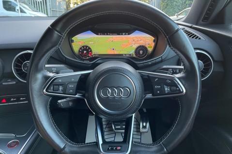 Audi TT TTS TFSI QUATTRO - VEGAS YELLOW- 20 INCH ALLOYS- CRUISE- HIGHBEAM ASSIST 47