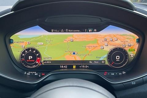 Audi TT TTS TFSI QUATTRO - VEGAS YELLOW- 20 INCH ALLOYS- CRUISE- HIGHBEAM ASSIST 48