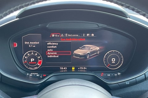Audi TT TTS TFSI QUATTRO - VEGAS YELLOW- 20 INCH ALLOYS- CRUISE- HIGHBEAM ASSIST 49