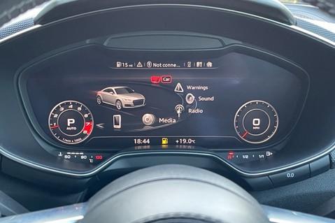 Audi TT TTS TFSI QUATTRO - VEGAS YELLOW- 20 INCH ALLOYS- CRUISE- HIGHBEAM ASSIST 50