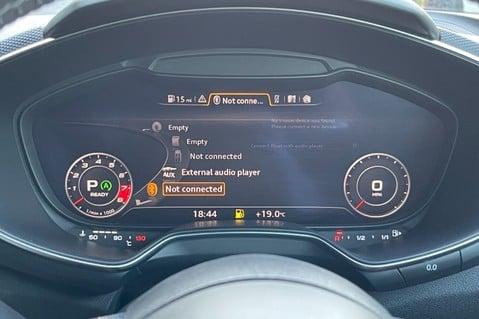 Audi TT TTS TFSI QUATTRO - VEGAS YELLOW- 20 INCH ALLOYS- CRUISE- HIGHBEAM ASSIST 51