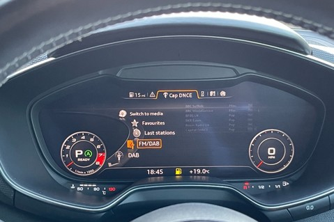 Audi TT TTS TFSI QUATTRO - VEGAS YELLOW- 20 INCH ALLOYS- CRUISE- HIGHBEAM ASSIST 52