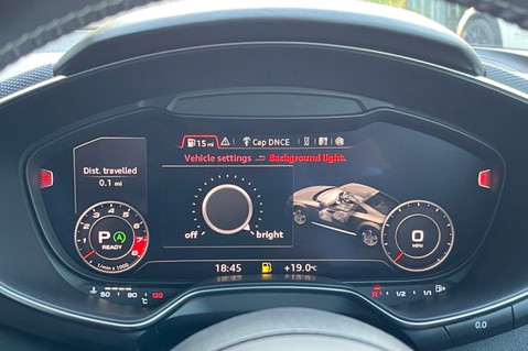 Audi TT TTS TFSI QUATTRO - VEGAS YELLOW- 20 INCH ALLOYS- CRUISE- HIGHBEAM ASSIST 53