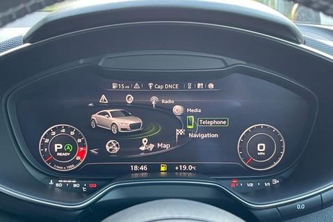 Audi TT TTS TFSI QUATTRO - VEGAS YELLOW- 20 INCH ALLOYS- CRUISE- HIGHBEAM ASSIST 54