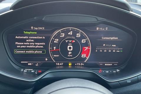 Audi TT TTS TFSI QUATTRO - VEGAS YELLOW- 20 INCH ALLOYS- CRUISE- HIGHBEAM ASSIST 55