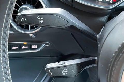 Audi TT TTS TFSI QUATTRO - VEGAS YELLOW- 20 INCH ALLOYS- CRUISE- HIGHBEAM ASSIST 56
