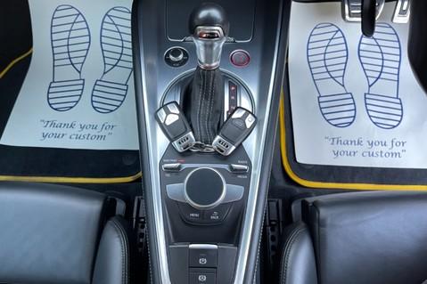 Audi TT TTS TFSI QUATTRO - VEGAS YELLOW- 20 INCH ALLOYS- CRUISE- HIGHBEAM ASSIST 60