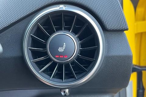 Audi TT TTS TFSI QUATTRO - VEGAS YELLOW- 20 INCH ALLOYS- CRUISE- HIGHBEAM ASSIST 63